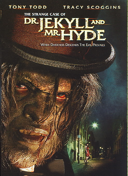 STRANGE CASE OF DR JEKYLL & MR HYDE BY TODD,TONY (DVD)