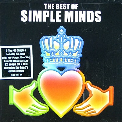 BEST OF SIMPLE MINDS BY SIMPLE MINDS (CD)
