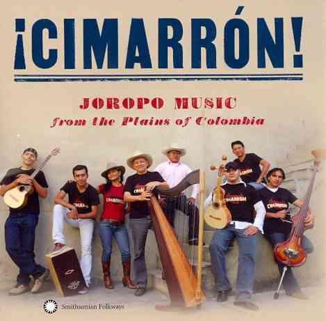 CIMARRON JOROPO MUSIC FROM THE PLAINS BY GRUPO CIMARRON DE (CD)