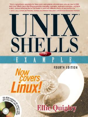 Unix Shells By Example By Quigley, Ellie